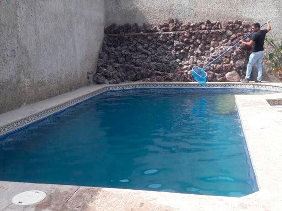 mantenimiento de albercas en guadalajara fuentes y muros